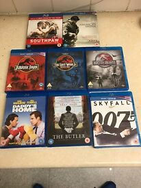 Blue ray collection
