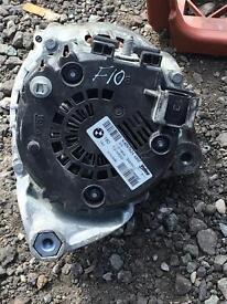 Bmw f10 520d 2011 alternator