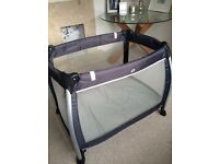 Mamas and Papas Sleep Travel Cot, mattress and travel cot, used twice, excellent condition