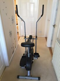Confidence USA Cross Trainer with seat
