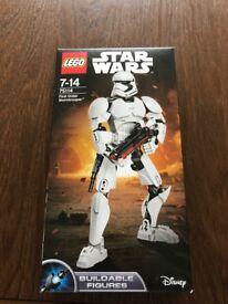 BNIB LEGO 75114 Star Wars First Order Stormtrooper