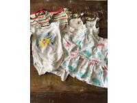 Organic cotton baby clothes 0-3 months