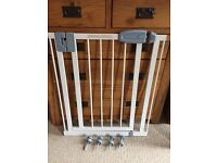 Tippitoes child safety swing shut gate - narrow