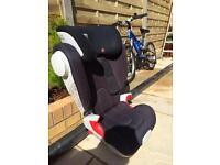 Britax child car seat with ISOFIX