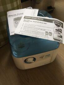 Vicks Germ Free Cool Mist Humidifier