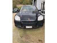 Porsche Cayenne Spare or Repairs