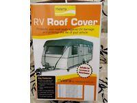 RV. Roof Cover Caravan or Motorhome
