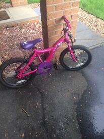 """Junior Bike - Halfords' Apollo Star, 18"""""""