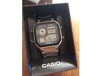Casio World Time Watch