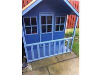 Toysrus wooden playhouse