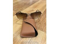 Ray-Ban sunglasses womens Ex condition