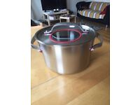 Set of pots and pans very good quality