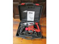 Powerbase Extreme 1200W Rotary Hammer Drill RHD120XP in original box with instruction leaflet etc.