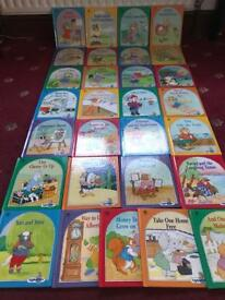 Collection of Alphapets books
