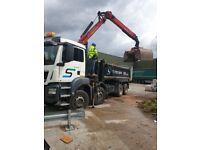 24/7 Grab Lorry Hire - Bristol & Bath