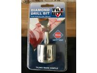 Tile drill