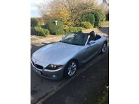 BMW, Z4, Convertible, 2004, Manual, 2171 (cc), 2 doors