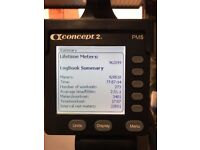 Concept 2 Model D indoor rowing machine with PM5 Monitor – Home use only - £600