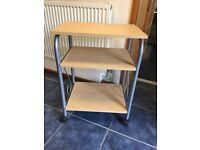 TV stand / storage trolley £5!