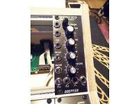 Doepfer Vintage Black A-110-1 VCO Oscillator Eurorack Module