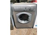 Hotpoint Silver Tumble Dryer 6kg