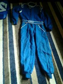 Sparco race / rally suit