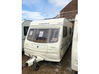 Avondale firbeck 556 2004 6 berth with awning