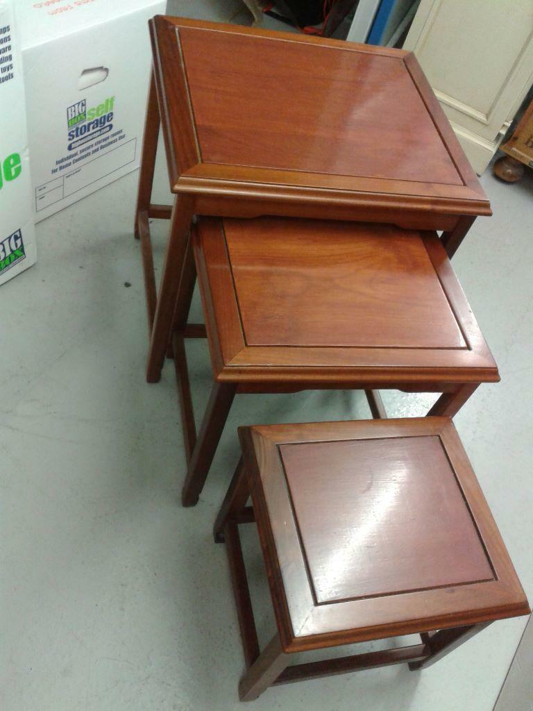 Set Of 3 Coffee Tables For Sale In Norwich Norfolk Gumtree