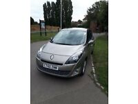 Renault Grand Scenic low mileage 7 seater SatNav