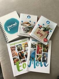 Weight watchers book bundle