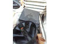 450 manhole sets
