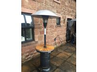 Patio heater and cooking stoves
