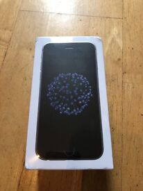 Brand new sealed iPhone 32GB Space Grey