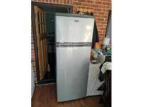 Beko AClass family sized fridge freezer for sale.