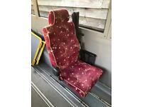 Minibus seats from Fiat ducato