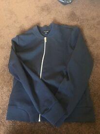 size 10 bomber jacket never worn