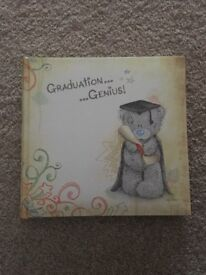 Tatty teddy Graduation photo album