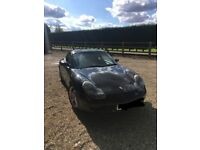 Porsche 911 carrera 4 (996) in black 57k miles