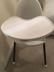 Babybjorn high chair, potty, step and toilet seat