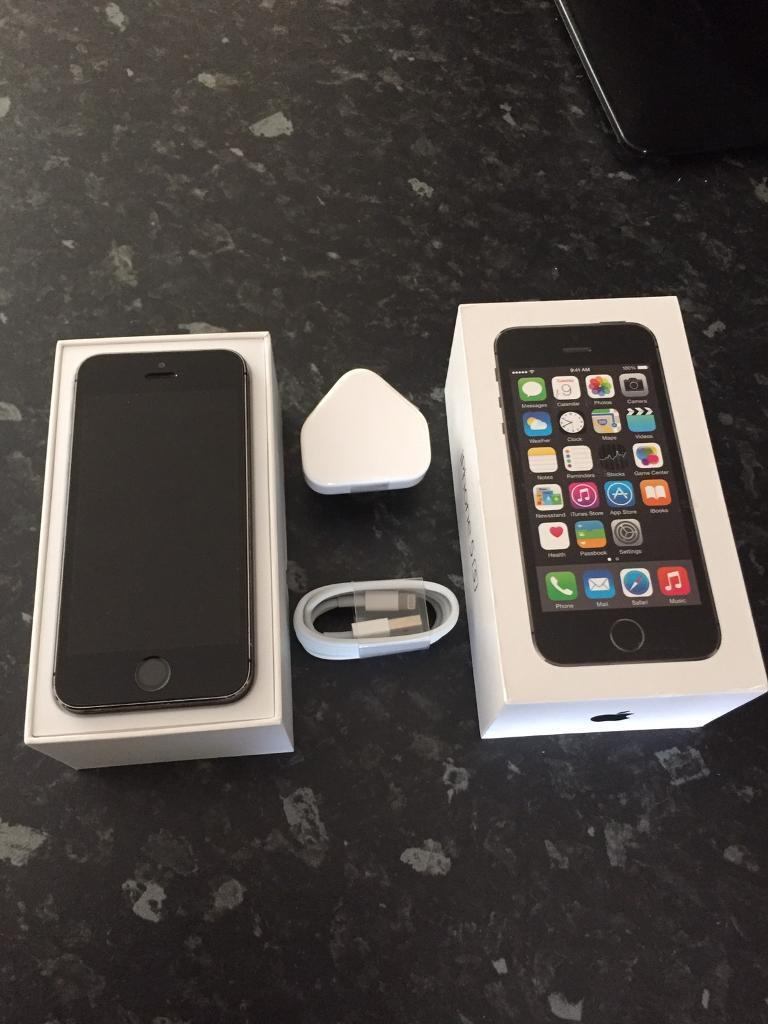 IPhone 5s 16gb Excellent Condition Space Greyin Peterborough, CambridgeshireGumtree - iPhone 5s 16gb Excellent Condition iPhone will work on EE, Virgin and orange networks, everything works as it should, no dents or scratches.New EE sim card supplied free of charge, I can also get it unlocked by EE if required to work on all...
