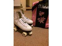 Artistic Roller Skates