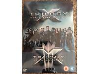 X-Men Trilogy Collector's Edition steelbook