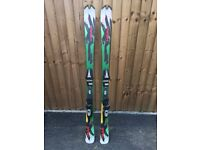 Head Peak 3 skis and bindings 150cm