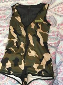 Ann summers army outfit