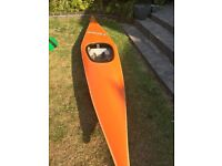 Slalom kayak ( canoe) in excellent condition