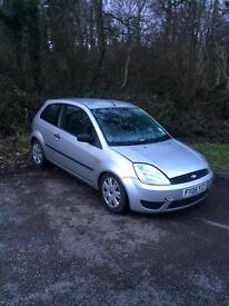 2005 Ford Fiesta 1.4 Tdci breaking for spares