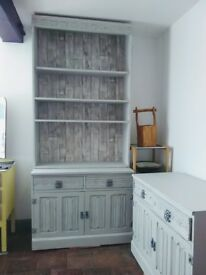 Old charm style dresser shabby chic