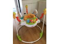 Baby Bouncer. Fisher Price As new, been used only for a few months. Excellent and fun!