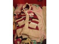 Baby girls clothes 0-3 months all new with tags
