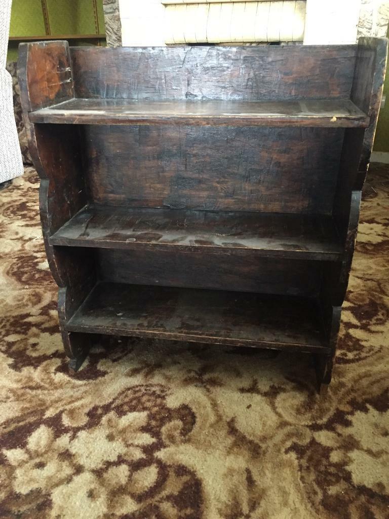Antique Bookshelf In Dereham Norfolk Gumtree